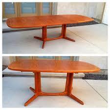 Best Vintage Furniture Images On Pinterest Vintage Furniture - Scandinavian teak dining room furniture