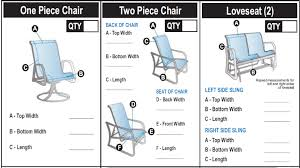 Patio Furniture Dimensions Stunning Patio Furniture Dimensions For Your Interior Design For