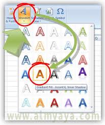 cara membuat tulisan watermark di excel cara membuat watermark di ms excel cara aimyaya cara semua cara