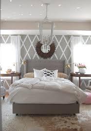 Grey Cowhide Rug Grey White Bedroom With Cowhide Rug Twoinspiredesign