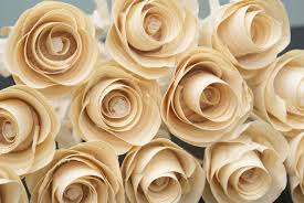 wood anniversary gifts 12 wooden roses for 5th anniversary birthday get well soon