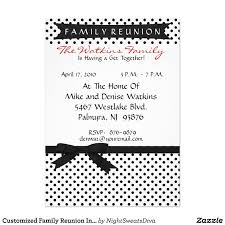 family reunion invitation letter template family reunion