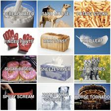 Funny Food Names Meme - better names for things know your meme