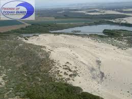 Glamis Dunes Map Closed Areas Oceano Dunes