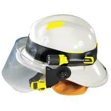 streamlight firefighter helmet light rubber helmet strap for jr luxeon flashlight