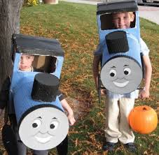 diy thomas the tank engine halloween costumes mom it forwardmom