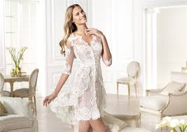 modern casual wedding dresses informal casual modern high low sleeve lace wedding dress