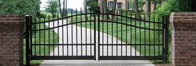 fence corp miami aluminum and iron fences and gates