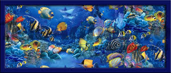 wall stickers seabed wall stickers seabed