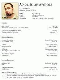 Worst Resumes Ever Aninsaneportraitus Stunning Resume Format Samples Word Ms Word