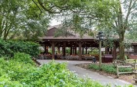 Build A Backyard Fort Review Mickey U0027s Backyard Bbq At Disney U0027s Fort Wilderness Resort