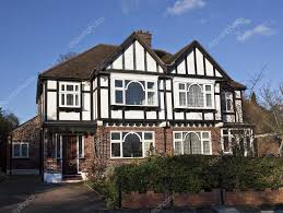 tudor style house in london u2014 stock photo avella2011 5025851
