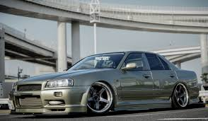 stanced car meet team vintage japan the street style family features jdm meets