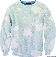 cloud sweater sweaters thesexysweater