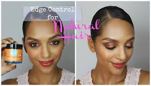 Natural Hair Meme - edge control for natural hair melting pot beauty