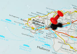 Menorca Spain Map by Mallorca Map Stock Photos U0026 Pictures Royalty Free Mallorca Map