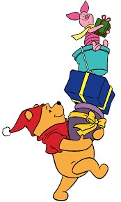 winnie pooh christmas clip art disney clip art galore