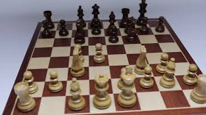 french lardy chess set in golden rosewood youtube