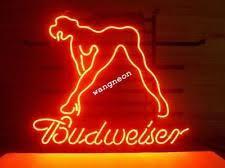 bud light bar light collectible bud light neon signs ebay