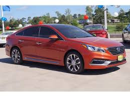 hyundai sonata 2 0 turbo 2015 hyundai sonata turbo limited in for sale used cars