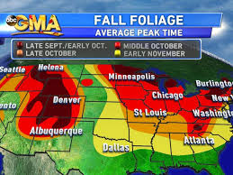 u0027s eye popping leaf peeping fall foliage forecast abc