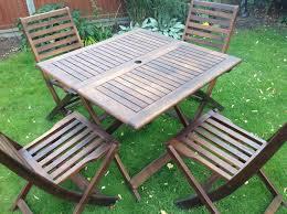 stylish folding patio table outdoor furniture stylish folding