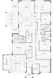 Garage House Floor Plans Large Custom Home Floor Planscustom House Plan Home Plans Homes