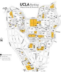 map of ucla ucla maps my