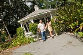Oahu Botanical Garden by Engagement Photography Session At Foster Botanical Gardens