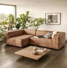 sofa leder braun ecksofa rancho leder braun b 280 h 69 t 162 cm ecksofas