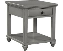 broyhill end table with usb side end tables accent tables broyhill furniture