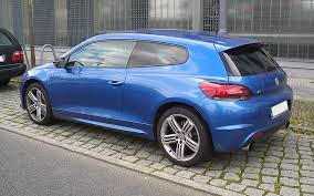 blue volkswagen file blue vw scirocco r rl jpg wikimedia commons