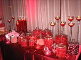 Candy Table For Wedding Candy Themed Wedding Reception