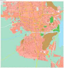 Hermosillo Mexico Map by Hermosillo Map Sonora Mexico Full Size