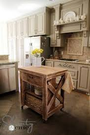 Mobile Kitchen Island Butcher Block Kitchen Island Industrial Butcher Block Style Reclaimed Wood And