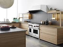 cuisine bois et emejing cuisine marbre et bois contemporary matkin info matkin