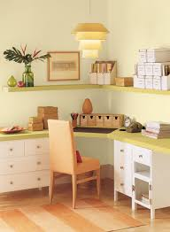 yellow home office ideas fresh u0026 airy yellow home office paint