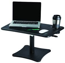 Laptop Stands For Desk by Victor Dc240b High Rise Height Adjustable Laptop Stand With