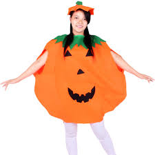 compare prices on pumpkin halloween costumes adults online