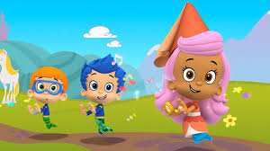 favorite song bubble guppies video clip s4 ep410