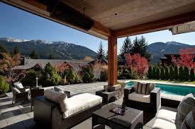 trend outdoor living space ideas unique outdoor covered outdoor