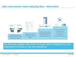 big data class big data in maritime and and gas industries ppt online