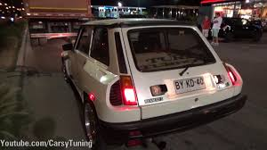 renault 5 turbo renault 5 turbo 2 idle acceleration sound youtube