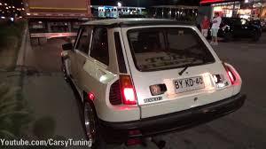 renault 5 turbo renault 5 turbo 2 idle acceleration sound youtube