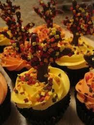 Thanksgiving Dinner Cupcakes Thanksgiving Cupcakes Desserts Pinterest Thanksgiving Cake