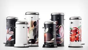 poubelle de cuisine design poubelle design cuisine excellent poubelle pdale curver decobin