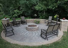 Backyard Fireplaces Ideas Outdoor Fireplaces And Fire Rings Landscaping And Landscape