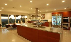 open kitchen plans with island 10 beautiful stainless steel kitchen island designs