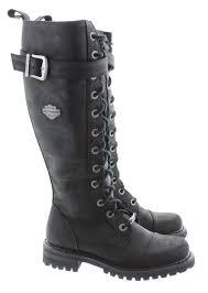 harley davidson boots harley davidson savannah knee boots in black