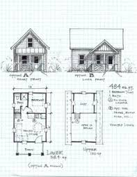 floor plans for small cabins vintage house plan how much space would you want in a bigger